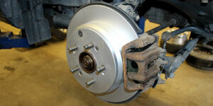 Brake's maintenance