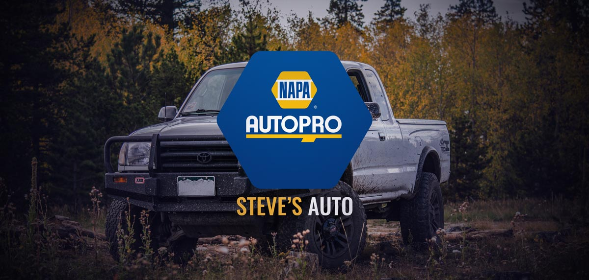 Steves's Auto NAPA Garage
